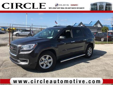2015 GMC Acadia for sale in Highland, IN