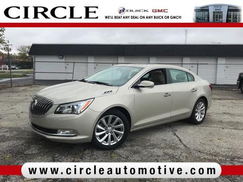2015 Buick LaCrosse for sale in Highland, IN