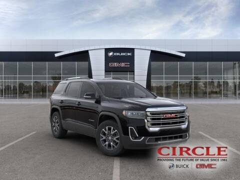2020 GMC Acadia SLT for sale at CIRCLE BUICK GMC in Highland IN