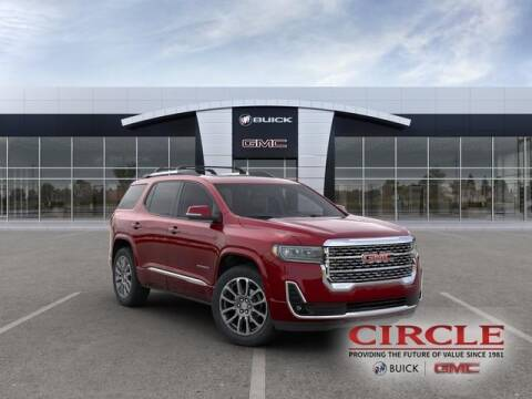 2020 GMC Acadia Denali for sale at CIRCLE BUICK GMC in Highland IN