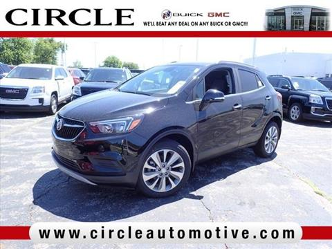 2017 Buick Encore for sale in Highland IN