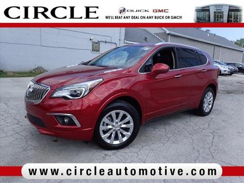 2017 Buick Envision for sale in Highland IN