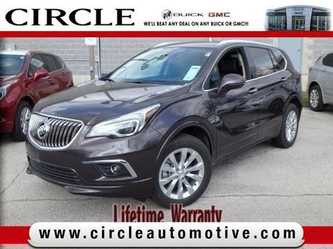 2017 Buick Envision for sale in Highland, IN