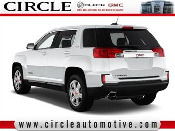 2017 GMC Terrain for sale in Highland, IN