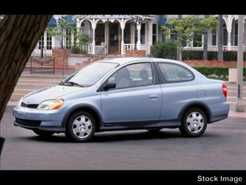 2002 Toyota ECHO for sale in Highland, IN