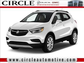 2017 Buick Encore for sale in Highland, IN