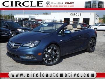 2017 Buick Cascada for sale in Highland, IN