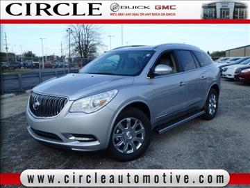 2017 Buick Enclave for sale in Highland, IN