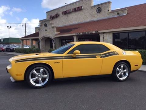 2012 Dodge Challenger for sale at Jerrys Auto Sales in San Benito TX