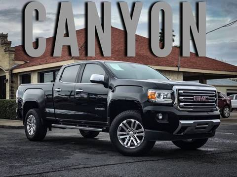 2015 GMC Canyon for sale in San Benito, TX