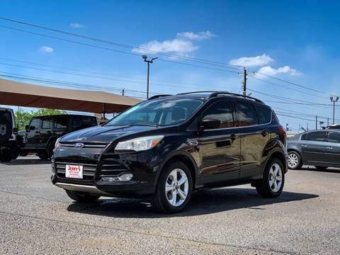 2013 Ford Escape for sale at Jerrys Auto Sales in San Benito TX