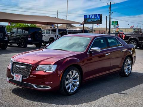 2019 Chrysler 300 for sale at Jerrys Auto Sales in San Benito TX