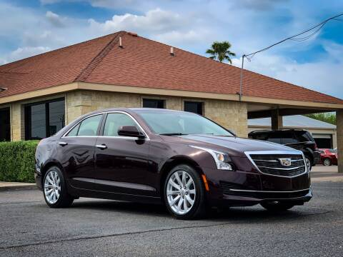2017 Cadillac ATS for sale at Jerrys Auto Sales in San Benito TX