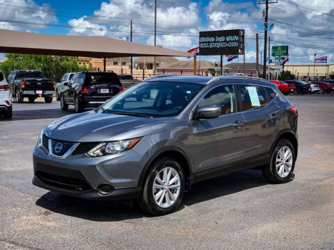 2018 Nissan Rogue Sport for sale at Jerrys Auto Sales in San Benito TX