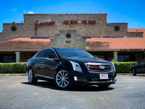 2017 Cadillac XTS for sale at Jerrys Auto Sales in San Benito TX