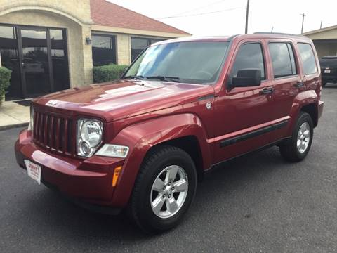 2012 Jeep Liberty for sale in San Benito, TX