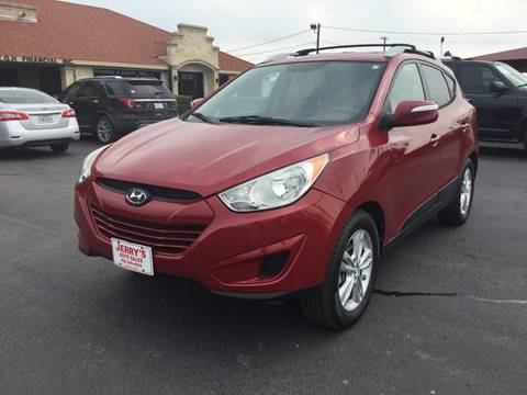 2012 Hyundai Tucson for sale at Jerrys Auto Sales in San Benito TX