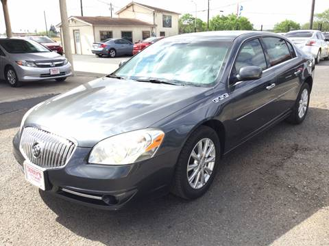 2011 Buick Lucerne for sale in San Benito, TX