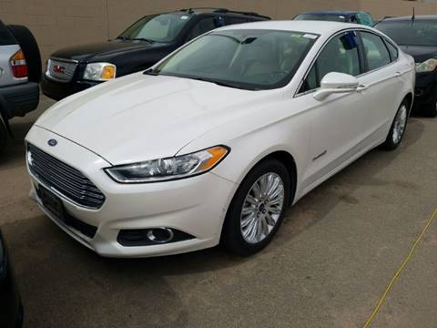 Ford Fusion Hybrid For Sale >> Ford Fusion Hybrid For Sale In El Paso Tx Renee S Auto World