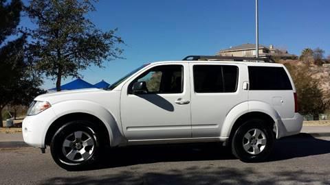 2009 Nissan Pathfinder for sale in El Paso, TX