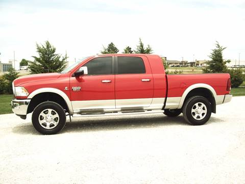 2011 RAM Ram Pickup 2500 for sale at B K Auto Inc. in Scott City KS