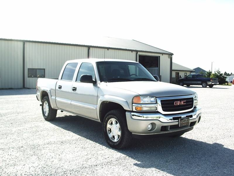 2005 GMC Sierra 1500 for sale at B K Auto Inc. in Scott City KS