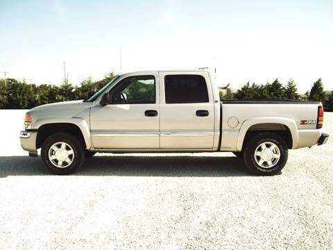 2005 GMC Sierra 1500 for sale at B K Auto Inc. in Scott City KS
