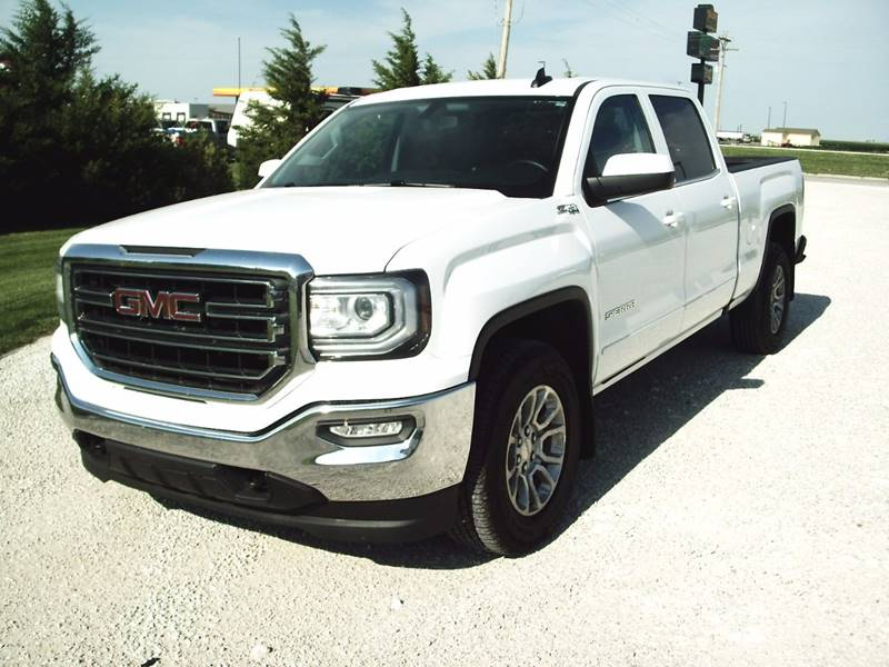 2016 GMC Sierra 1500 for sale at B K Auto Inc. in Scott City KS