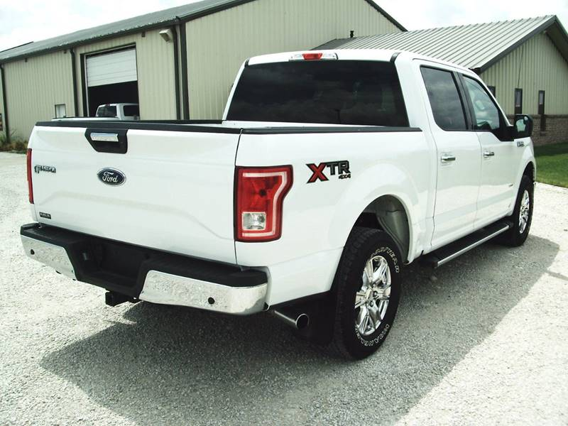 2016 Ford F-150 for sale at B K Auto Inc. in Scott City KS
