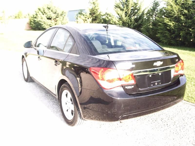 2013 Chevrolet Cruze for sale at B K Auto Inc. in Scott City KS
