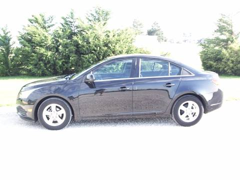 2013 Chevrolet Cruze for sale at B K Auto Inc. in Scott City KS