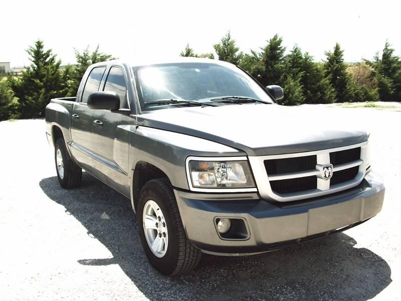 2011 RAM Dakota for sale at B K Auto Inc. in Scott City KS