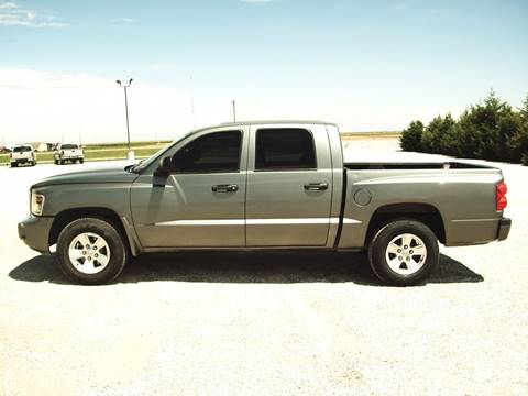 2011 RAM Dakota for sale at B K Auto Inc. in Scott City KS