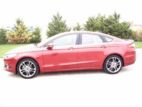 2014 Ford Fusion for sale in Scott City, KS