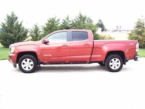 2015 GMC Canyon for sale in Scott City, KS