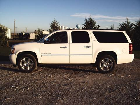 2013 Chevrolet Suburban for sale in Scott City, KS