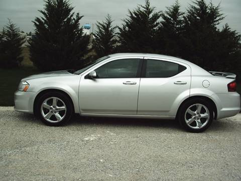 2011 Dodge Avenger for sale in Scott City, KS