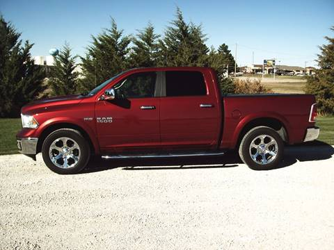 2015 RAM Ram Pickup 1500 for sale in Scott City, KS