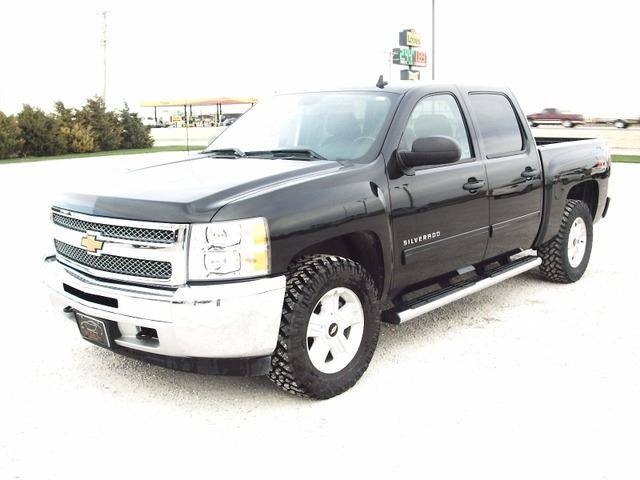 2012 Chevrolet Silverado 1500 for sale at B K Auto Inc. in Scott City KS