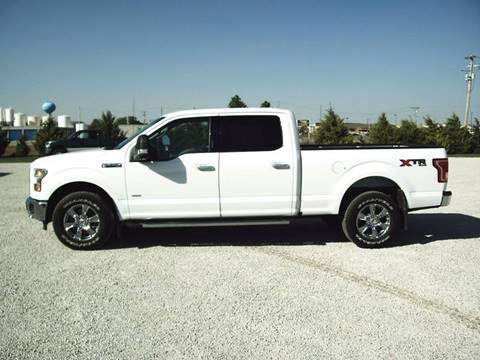 2015 Ford F-150 for sale at B K Auto Inc. in Scott City KS