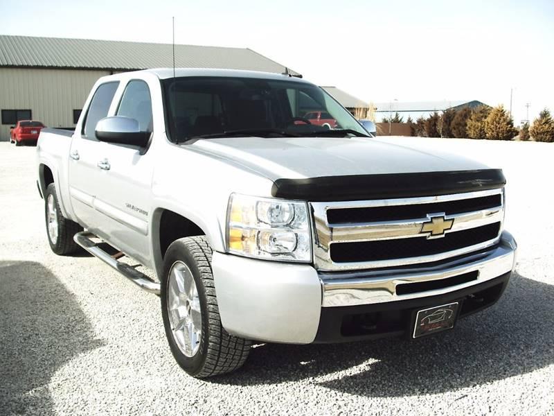 2010 Chevrolet Silverado 1500 for sale at B K Auto Inc. in Scott City KS