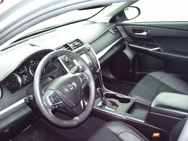 2017 Toyota Camry for sale at B K Auto Inc. in Scott City KS