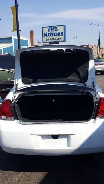 2011 Chevrolet Impala for sale at BMB Motors in Rockford IL