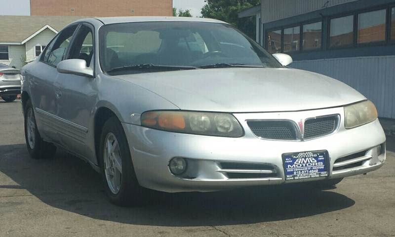 2003 Pontiac Bonneville for sale at BMB Motors in Rockford IL