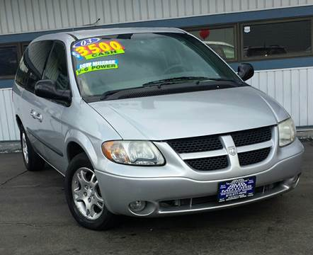 2003 Dodge Grand Caravan for sale at BMB Motors in Rockford IL