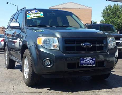 2008 Ford Escape for sale at BMB Motors in Rockford IL