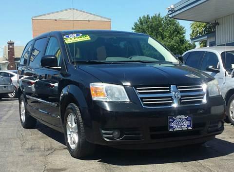 2008 Dodge Grand Caravan for sale at BMB Motors in Rockford IL