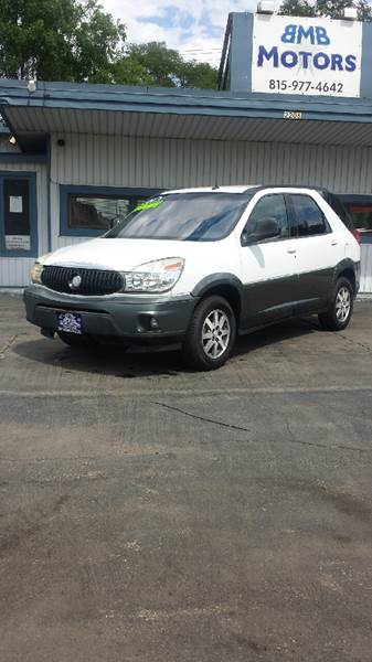 2004 Buick Rendezvous for sale at BMB Motors in Rockford IL