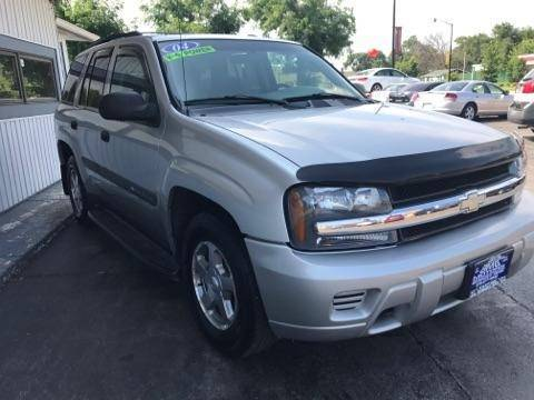 2004 Chevrolet TrailBlazer for sale at BMB Motors in Rockford IL