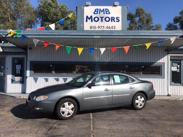 2005 Buick LaCrosse for sale at BMB Motors in Rockford IL